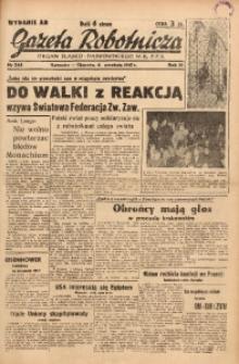 Gazeta Robotnicza, 1947, R. 55, nr 244