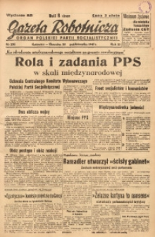 Gazeta Robotnicza, 1947, R. 55, nr 291