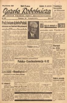 Gazeta Robotnicza, 1947, R. 55, nr 317