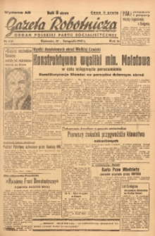 Gazeta Robotnicza, 1947, R. 55, nr 325