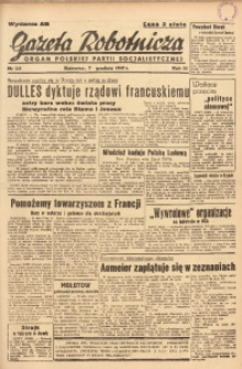 Gazeta Robotnicza, 1947, R. 55, nr 335
