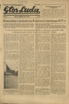Głos Ludu, R. 11 (1955), Nry 78-155