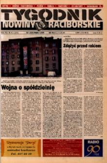 Nowiny Raciborskie. R. 8, nr 45 (396) [398].