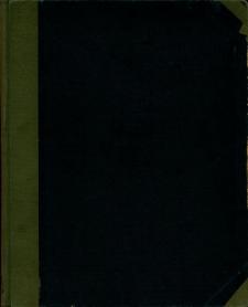 Książka Protokołów SKS Grażyna Dziedzice zeszyt III 1934-1939