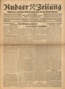 Rudaer Zeitung, 1920, Jg. 9, Nr. 274