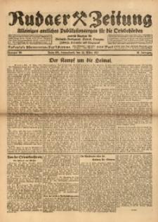 Rudaer Zeitung, 1921, Jg. 10, Nr. 56