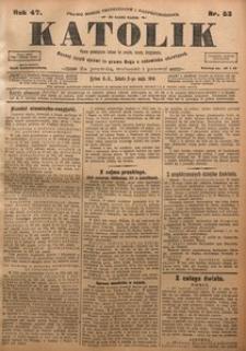 Katolik, 1914, R. 47, nr 53