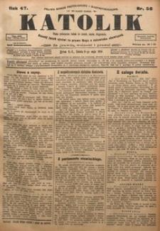 Katolik, 1914, R. 47, nr 56