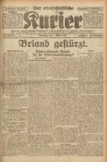 Der Oberschlesische Kurier, 1926, Jg. 20, Nr. 54