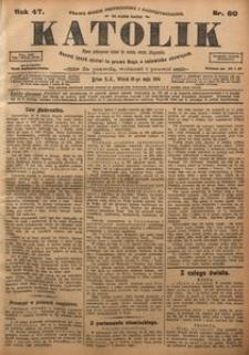 Katolik, 1914, R. 47, nr 60