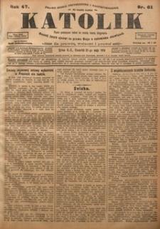 Katolik, 1914, R. 47, nr 61