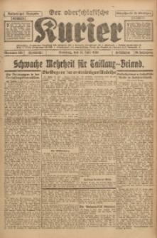 Der Oberschlesische Kurier, 1926, Jg. 20, Nr. 155