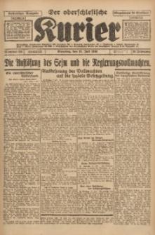 Der Oberschlesische Kurier, 1926, Jg. 20, Nr. 156