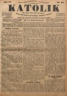 Katolik, 1914, R. 47, nr 64