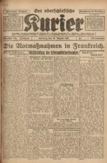 Der Oberschlesische Kurier, 1926, Jg. 20, Nr. 191