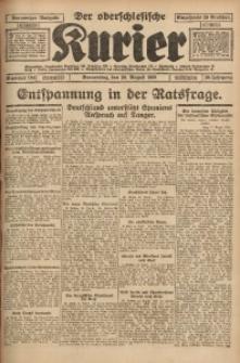 Der Oberschlesische Kurier, 1926, Jg. 20, Nr. 194