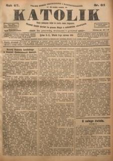 Katolik, 1914, R. 47, nr 69