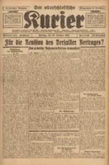 Der Oberschlesische Kurier, 1926, Jg. 20, Nr. 243