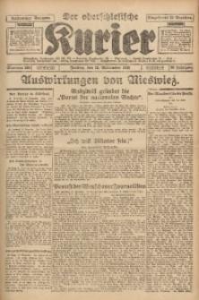 Der Oberschlesische Kurier, 1926, Jg. 20, Nr. 260