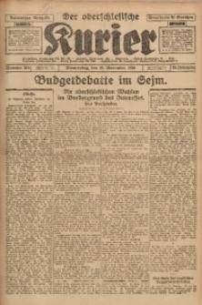 Der Oberschlesische Kurier, 1926, Jg. 20, Nr. 265