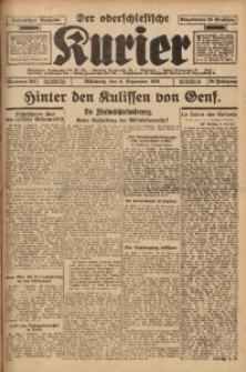 Der Oberschlesische Kurier, 1926, Jg. 20, Nr. 282