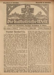Die Katholische Welt, 1926, Jg. 2, Nr. 10