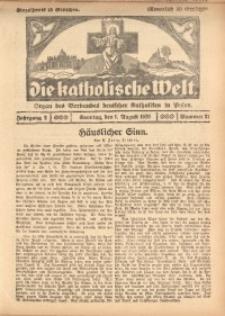 Die Katholische Welt, 1926, Jg. 2, Nr. 31