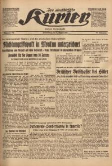 Der Oberschlesische Kurier, 1939, Jg. 33, Nr. 224