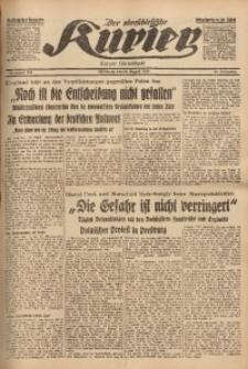 Der Oberschlesische Kurier, 1939, Jg. 33, Nr. 229