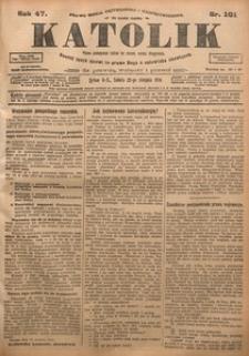 Katolik, 1914, R. 47, nr 101