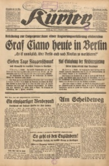 Der Oberschlesische Kurier, 1939, Jg. 33, Nr. 258