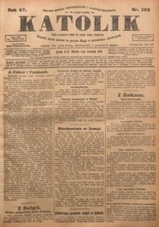 Katolik, 1914, R. 47, nr 105