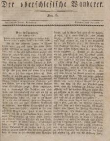 Der Oberschlesische Wanderer, 1831, Jg. 4, Nro. 9