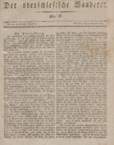 Der Oberschlesische Wanderer, 1831, Jg. 4, Nro. 47