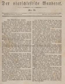 Der Oberschlesische Wanderer, 1832, Jg. 5, Nro. 36