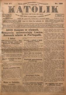 Katolik, 1914, R. 47, nr 129
