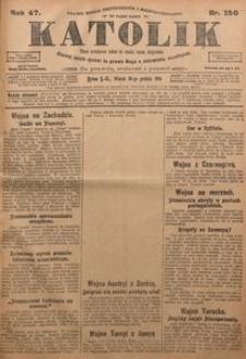 Katolik, 1914, R. 47, nr 150
