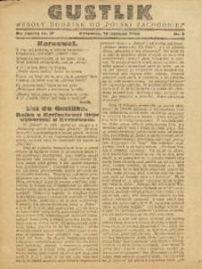 Gustlik, 1930, nr 3