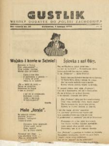 Gustlik, 1930, nr 5