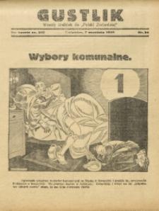 Gustlik, 1929, nr 34