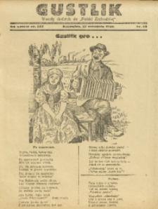 Gustlik, 1929, nr 36
