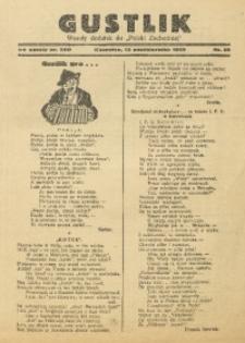 Gustlik, 1929, nr 39