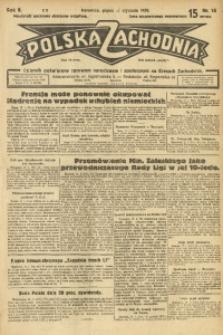 Polska Zachodnia, 1930, R. 5, nr 16