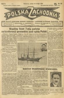 Polska Zachodnia, 1930, R. 5, nr 52