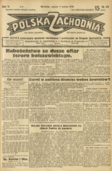 Polska Zachodnia, 1930, R. 5, nr 69