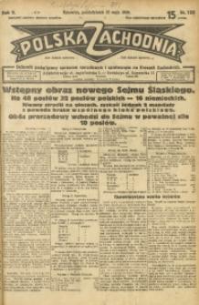 Polska Zachodnia, 1930, R. 5, nr 129