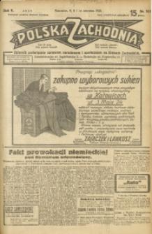 Polska Zachodnia, 1930, R. 5, nr 151
