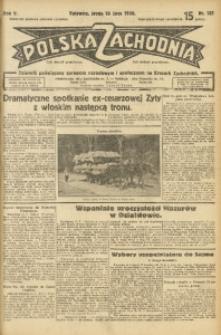 Polska Zachodnia, 1930, R. 5, nr 181