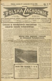 Polska Zachodnia, 1930, R. 5, nr 191