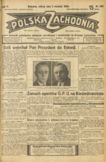Polska Zachodnia, 1930, R. 5, nr 202